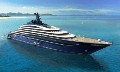 największy jacht na świecie