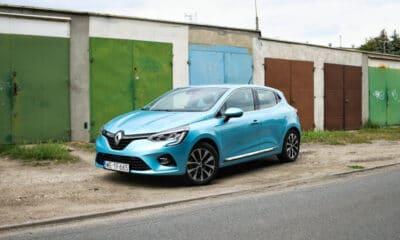 Samochód dla kobiety - Renault Clio E-Tech
