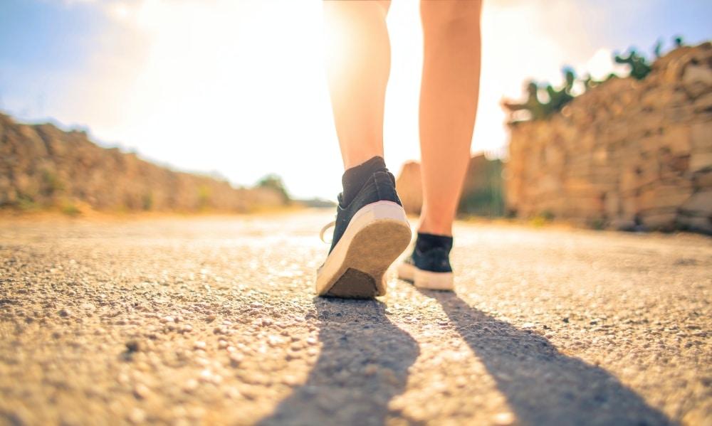 Jak schudnąć chodząc
