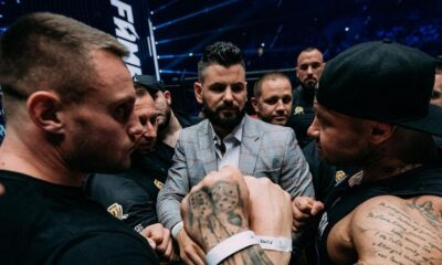 Fame MMA 12 Piechowiak vs Radzikowski