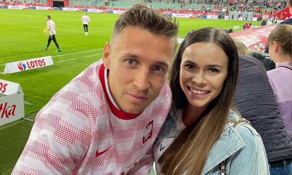 ola frankowska żona przemysława frankowskiego
